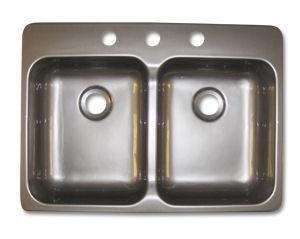 Etonnant Kinro Compositesu0026trade; 25u0026quot; X 17u0026quot; X 5u0026quot; Stainless Steel  Colored Acrylic Kitchen