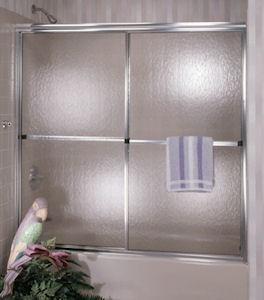 Delightful Coastal 54u0026quot; Bypass Shower Door