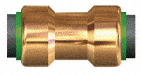 Push-Fit Brass Fittings