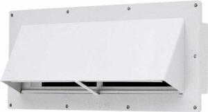 Ventline White Exterior Sidewall Range Hood Vent Mobile