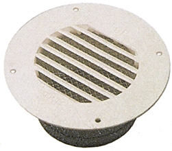 Ventline Bath Exhaust Fan Soffit Vent
