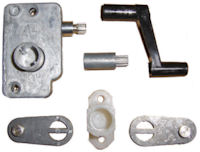 Window Hardware Mobile Home Parts Store