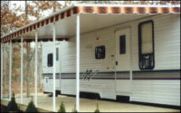 Dura-Bilt® Portable RV Awnings