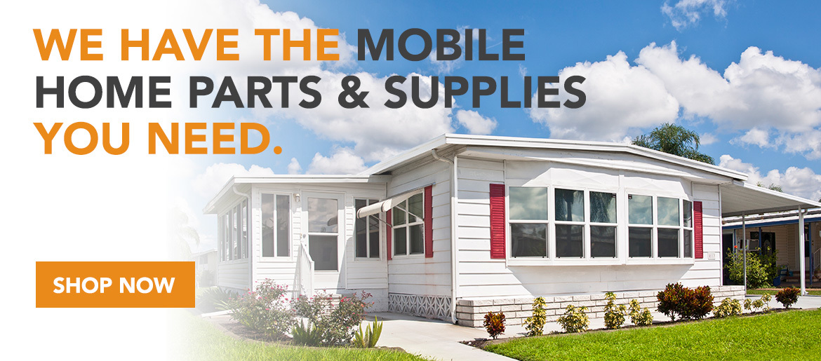 Mobile Home And RV Parts Appliances Supplies