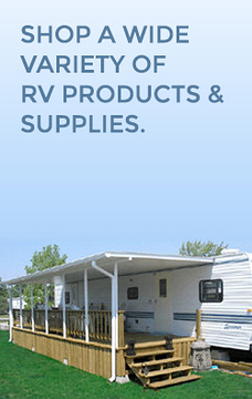 Shop A Wide Variety Of RV Products & Supplies.