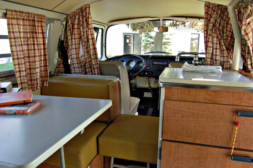 PART I AMAZING COMFORT WITH INTERIOR RV RENOVATIONS