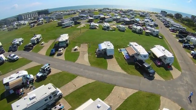 Camp Hatteras Is Everything You Could Want In A Family Friendly RV Resort The Features Access To Both Ocean And Sound