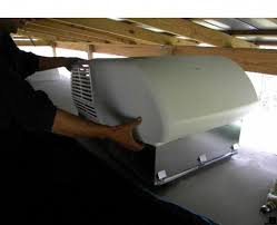 Installing A Rooftop RV Air Conditioner