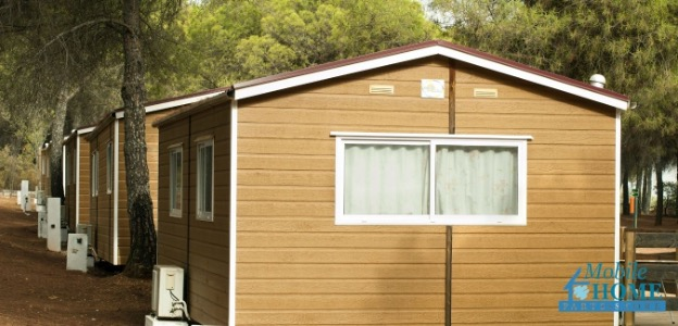 New windows on a mobile home
