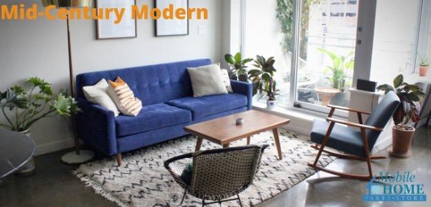 Mid-Century Modern Home design