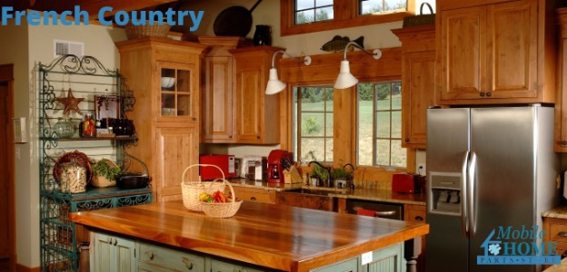 French Country Home design